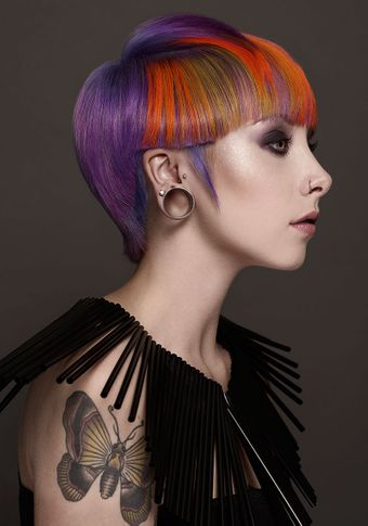 2018 Canadian Hairstylists of the Year Awards (Contessas) | Colour, Cut, and Style: David
