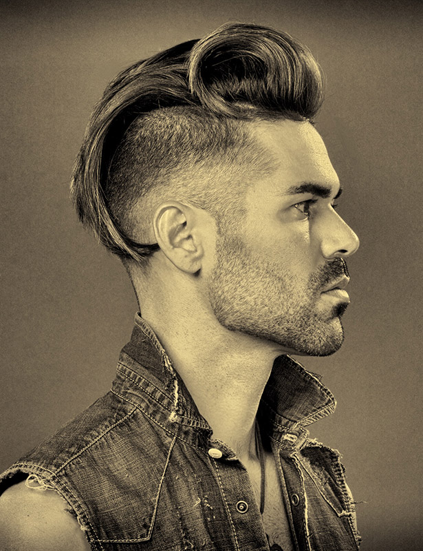 Industry Hair mens collection
