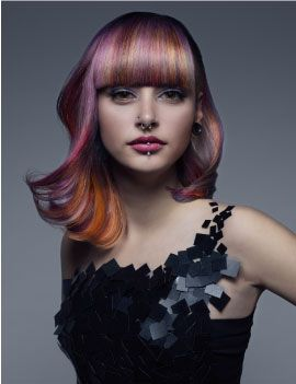 2017 Contessa Canadian Hairdressing of the Year Awards: Colour, Cut, and Style by David