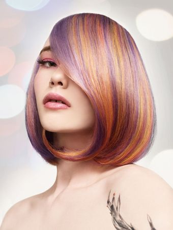 2019 Contessa Canadian Hairdressing of the Year Awards: Colour, Cut, and Style by David