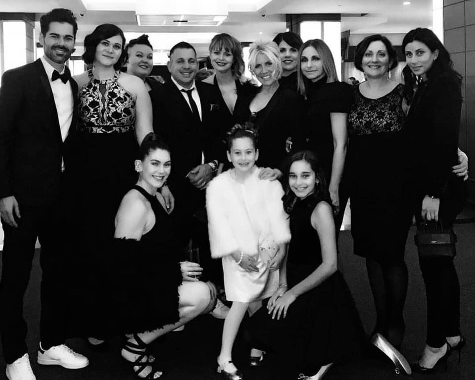 The INdustry Team at the 2019 CONTESSAs