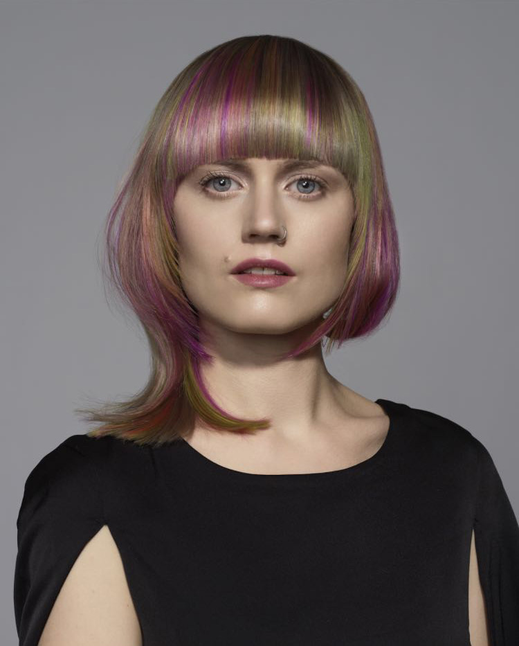 2016 Goldwell Colorzoom Entry: Colour, Cut, and Style by David